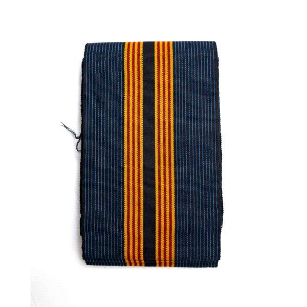 Aso Oke Isembaye 100036 Navy Blue