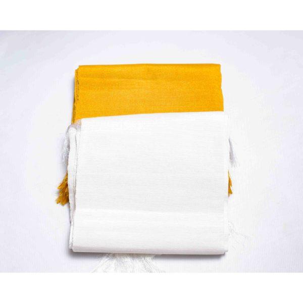 Aso Oke Silk Blouse100605 Group