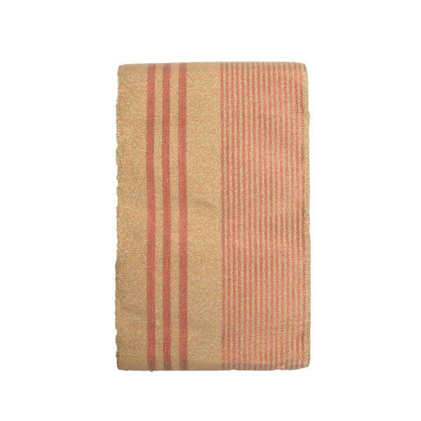 Aso Oke Stripes Cotton Crowntex 100203 Brown