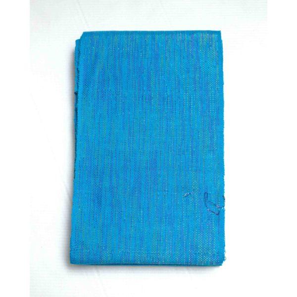 Crowntex Cotton Shining Aso Oke 100021 Sky Blue