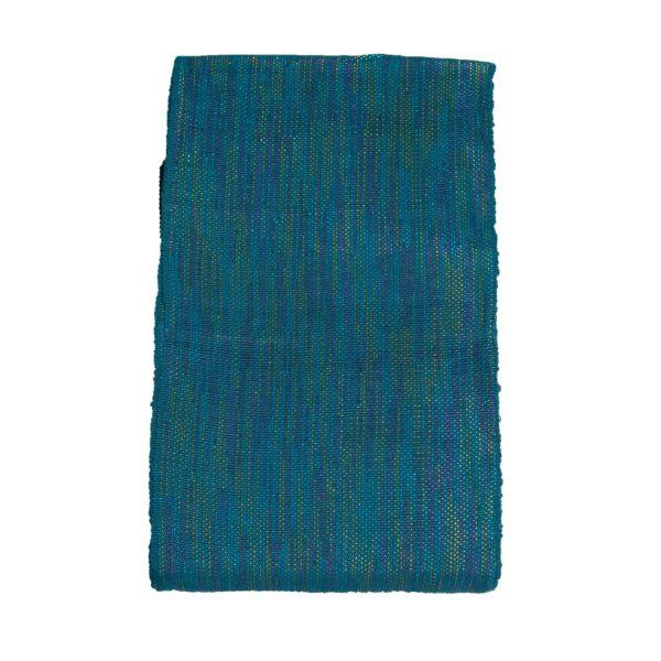 Crowntex Cotton Shining Aso Oke 100021 Teal Blue