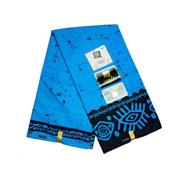 Jubilation Antique Wax 37221 Blue