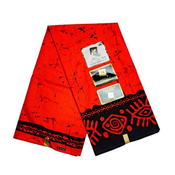 Jubilation Antique Wax 37221 Red