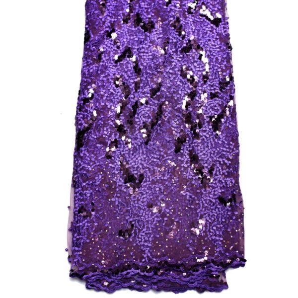 darglin net lace (100378) purple