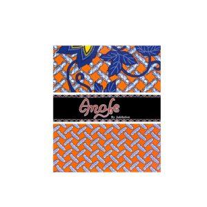 Amofe Combination Ankara Wrapper